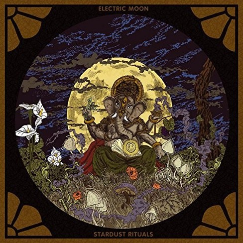 Electric Moon - Stardust Rituals (CD) - image 1 of 1