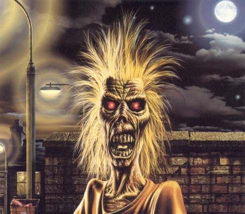Iron maiden - Iron maiden (CD) - image 1 of 1