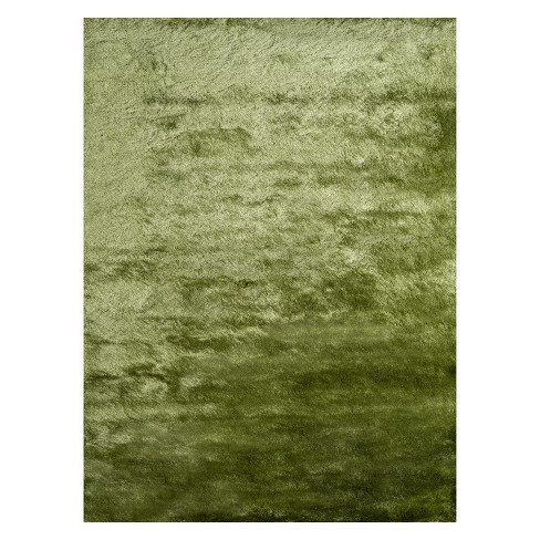 Luster Shag Tania Solid Tufted Accent Rug - Momeni - image 1 of 4