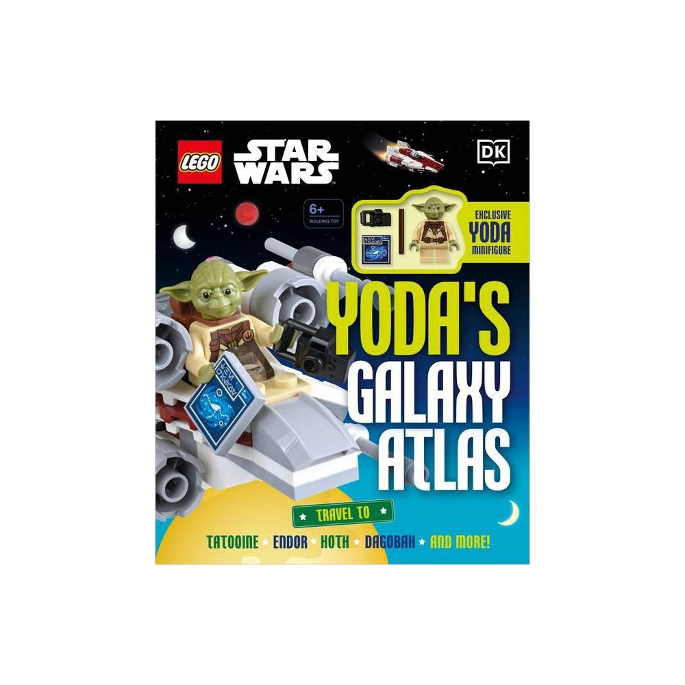 Lego Star Wars Yoda S Galaxy Atlas By Simon Hugo Mixed Media Product