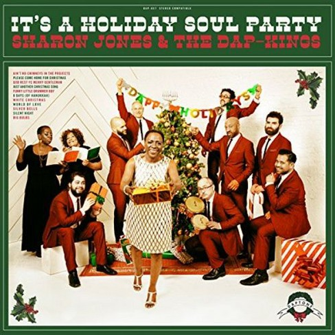 Sharon Jones & the Dap-Kings - It's a Holiday Soul Party - image 1 of 1