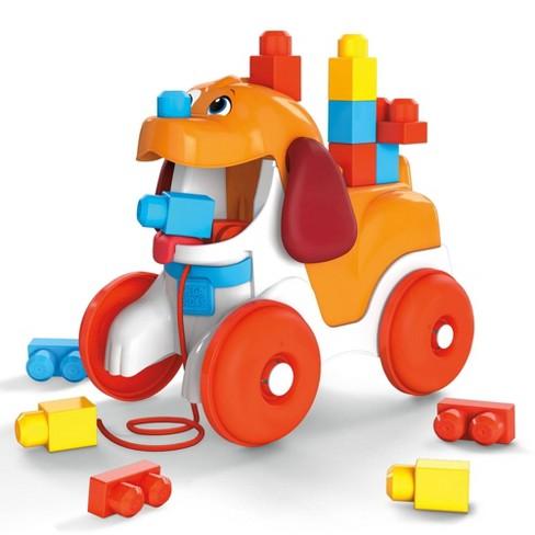 Mega Bloks Pull-Along Puppy - image 1 of 4