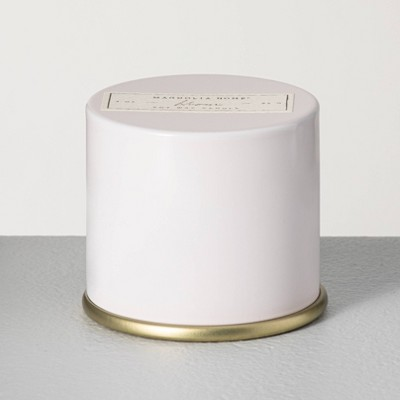 3oz Demi Tin Candle Bloom - Magnolia Home by Joanna Gaines