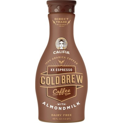 Califia Farms XX Espresso Cold Brew Coffee - 48 fl oz