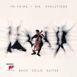 Yo-Yo Ma - Bach: Six Evolutions/Cello Suites (CD)