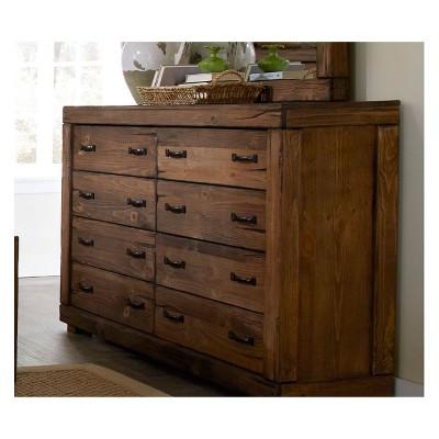 Maverick Drawer Dresser Driftwood - Progressive
