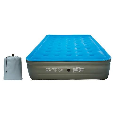 embark air mattress pump Double High Raised Queen Air Mattress   Embark™ : Target embark air mattress pump