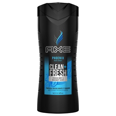 Axe Phoenix Body Wash Crushed Mint & Rosemary Scent - 16 fl oz