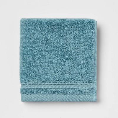 Performance Washcloth Aqua - Threshold™