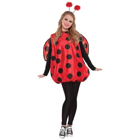 Adult Darling Bug Halloween Costume One Size - image 1 of 1