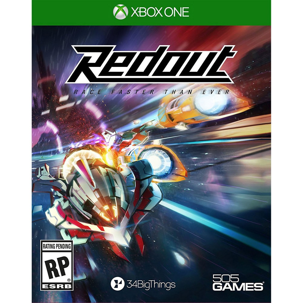 Redout Xbox One, video games