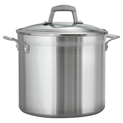 Tramontina Professional 12 Quart Covered Stock Pot