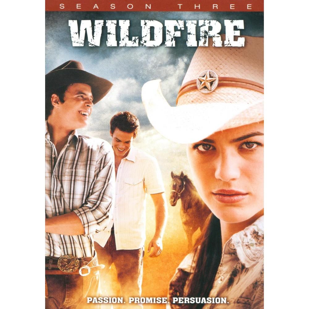 Wildfire Season 3 (Dvd), Movies