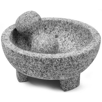 Imusa 8  Granite Molcajete