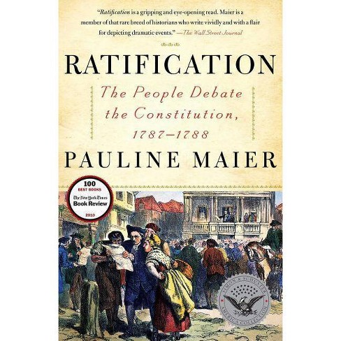 Ratification - by  Pauline Maier (Paperback) - image 1 of 1