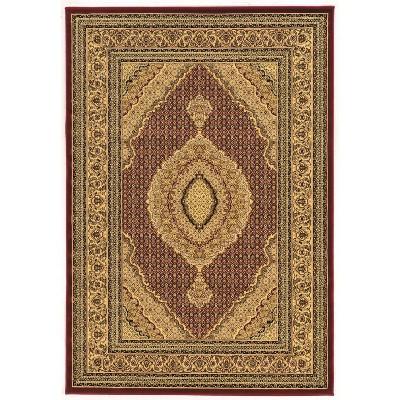 Persian Treasures Mahi Tabriz Rug - Linon