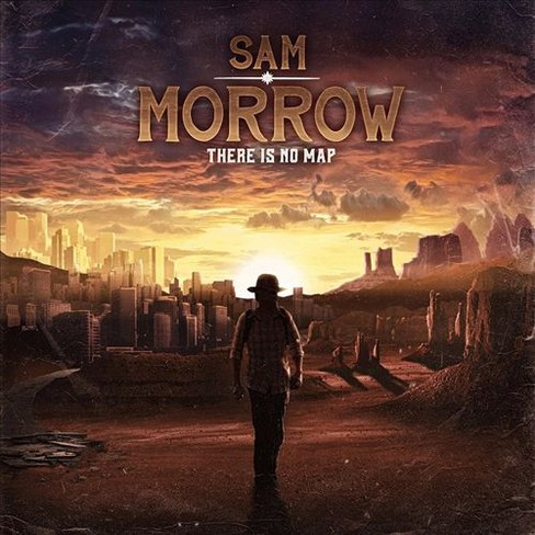 Sam morrow - There is no map (Vinyl) - image 1 of 1