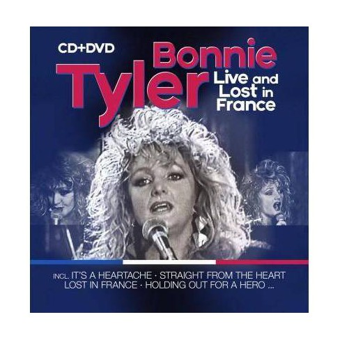 Bonnie Tyler - Live & Lost In France (CD) - image 1 of 1