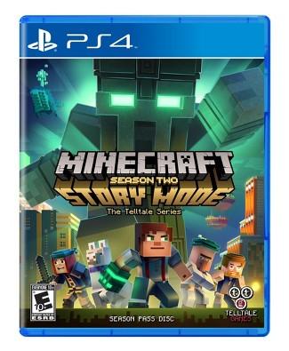 Minecraft: Story Mode Season 2 - PlayStation 4