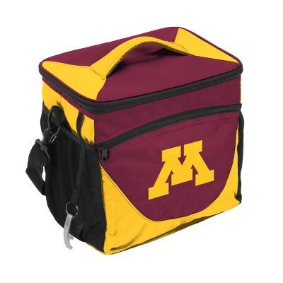 NCAA Minnesota Golden Gophers Logo Brands 24 Can Cooler - 32qt