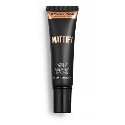 Makeup Revolution Matte & Fix Mattify Primer - 0.5 fl oz