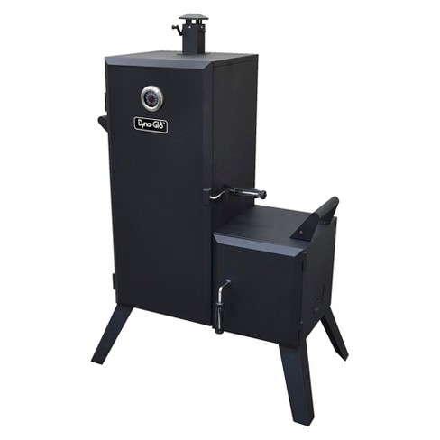 Dyna-Glo Vertical Offset Charcoal Smoker - image 1 of 4