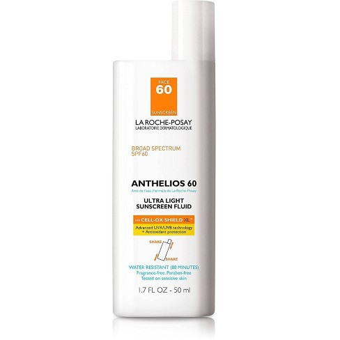 La Roche Posay Anthelios Ultra Light Face Sunscreen-SPF 60- 1.7oz - image 1 of 4