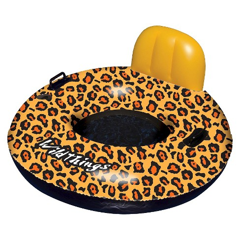 Swimline Wildthings™ 40-in Inflatable Pool Float - image 1 of 3