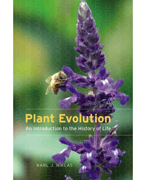 Plant Evolution : An Introduction to the History of Life (Paperback) (Karl J. Niklas) - image 1 of 1