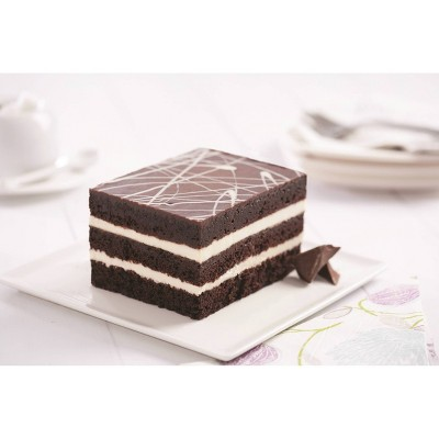 The Original Cakerie Gluten Free Dark Chocolate Ganache Cake - 16oz