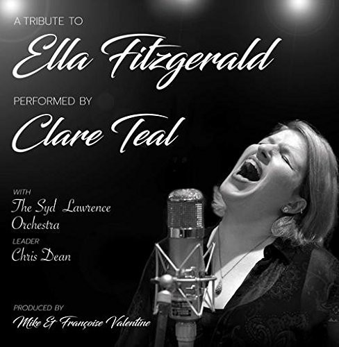 Clare Teal - Tribute To Ella Fitzgerald (CD) - image 1 of 1