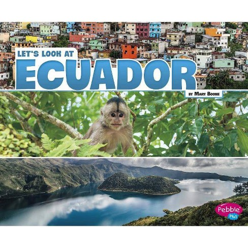 Let's Look at Ecuador - (Let's Look at Countries) by  Mary Boone (Paperback) - image 1 of 1