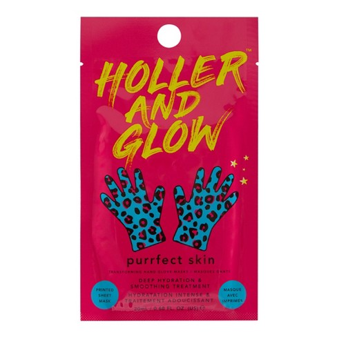 Holler and Glow Purrfect Skin Body Mask - .68 fl oz - image 1 of 4