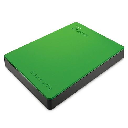 "Ciberbuy. Com   seagate 4tb game drive for xbox one; 2. 5""; usb green."