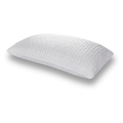 Home Shapeable Support Pillow (Queen)White - Tempur-Pedic