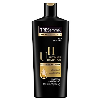 Shampoo & Conditioner: TRESemmé Ultimate Hydration