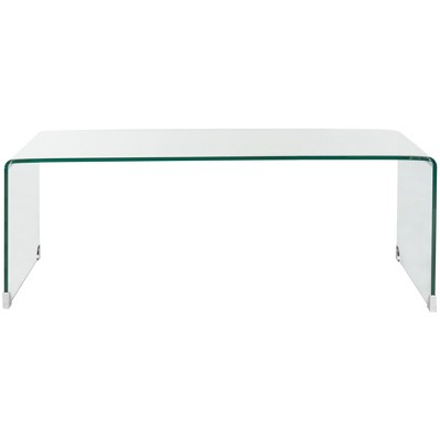 Willow Coffee Table Clear - Safavieh