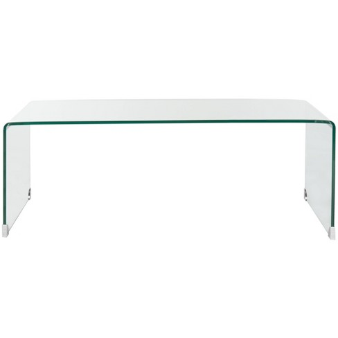 Willow Coffee Table Clear - Safavieh - image 1 of 4
