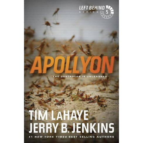 Apollyon - (Left Behind) by  Tim LaHaye & Jerry B Jenkins (Paperback) - image 1 of 1