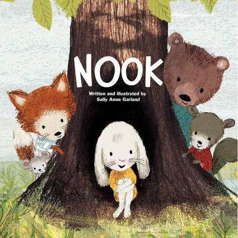 Nook - by  Sally Anne Garland (Hardcover) - image 1 of 1