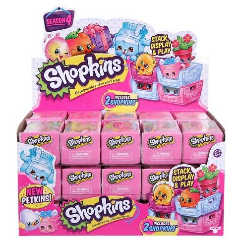 ShopkinsTM Season 4 2 Pack