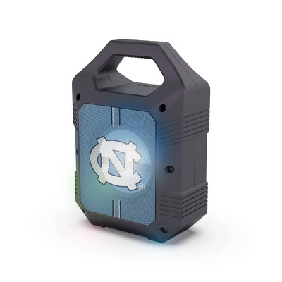 NCAA North Carolina Tar Heels Bluetooth Speaker with LED Lights