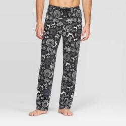 Men's Game of Thrones Knit Pajama Pants - Black