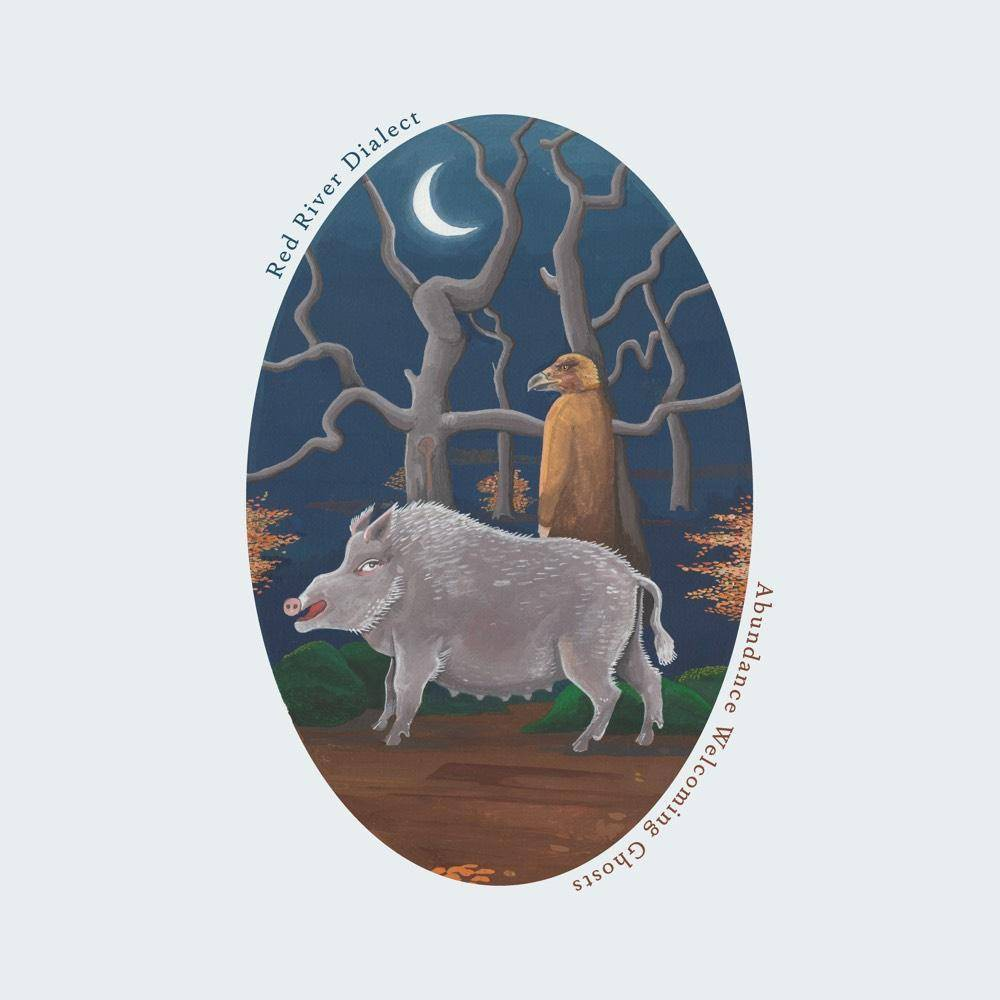 Red River Dialect Abundance Welcoming Ghosts Cd