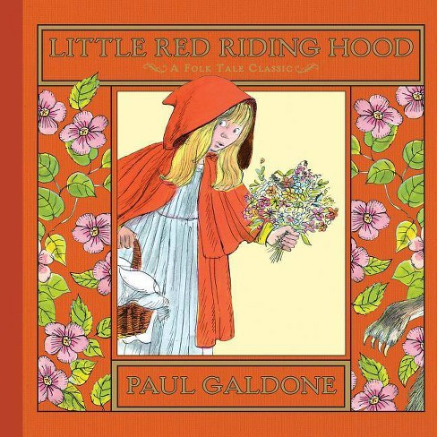 Little Red Riding Hood - (Folk Tale Classics) by  Paul Galdone (Hardcover) - image 1 of 1