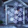 Philips Christmas LED Motion Projector Snowflake Patterns Cool White - image 4 of 4
