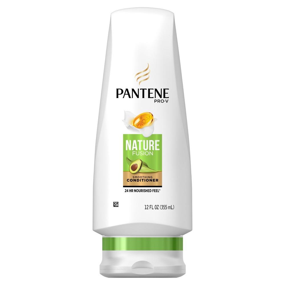 Shampoo & Conditioner: Pantene Pro-V Nature Fusion