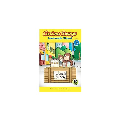 Curious George Lemonade Stand - by  H A Rey (Paperback) - image 1 of 1