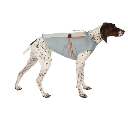 Ultra Paws Cool Dog Coat - Silver - Small - image 1 of 4