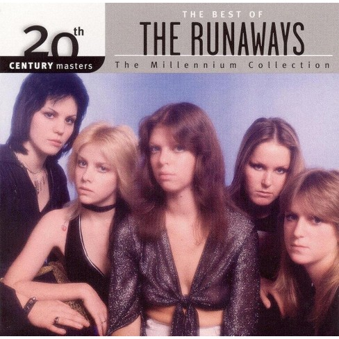 Runaways - 20th Century Masters - The Millennium Collection: The Best of The Runaways (CD) - image 1 of 1